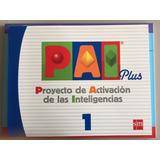 Libro Proyecto De Activación De Las Inteligencias