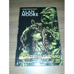 Hq A Saga Do Monstro Do Pântano - Vol. 2 (lacrada)