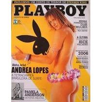 Playboy: Andrea Lopes (janeiro2007)