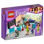Lego Friends Taller De Inventos De Oliva 3933