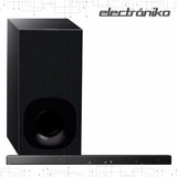 Home Theatre Sony Ht-ct180 Bluetooth Nfc Barra De Sonido