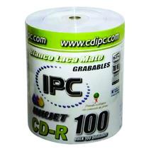 100 Cds Ipc - Imprimibles, Printables - Laca Mate - La Plata