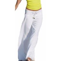 Calça Pantalona Lastex Na Cintura Com Amarração Pant 05