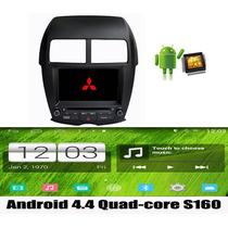 Kit Central Multimidia Android Mitsubishi Asx Quad Core