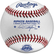 Pelota Beisbol Rawlings Rcal1 Cal Ripken League Piel Genuina