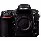 Cámara Nikon D810 Dslr Full-frame 36.03 Mpx Full Hd Cuerpo