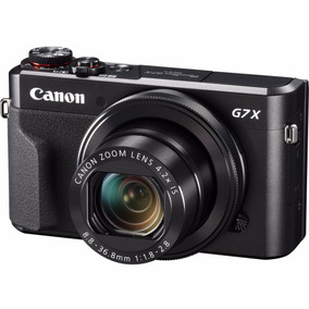 Câmera Canon G7x Mark Ii 2 Wi-fi Vlog Youtube