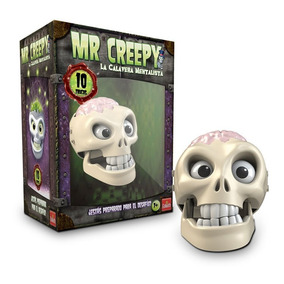 Mr Creepy La Calavera Mentalista 36154