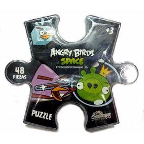 Puzzle Angry Birds 48 Piezas Grandes - Jugueteria Aplausos