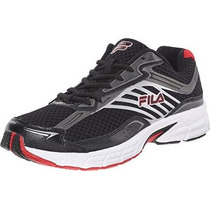 Zapatos Hombre Fila Xtenuate Black/dark Silver/ Talla 41.5