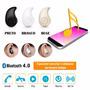 Mini Fone De Ouvido Sem Fio Bluetooth C/ Microfone Micro