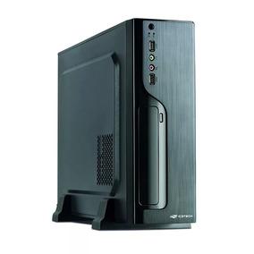 Gabinete C3tech Dt-100 C Fonte Sfx 200w Preto Mini-atx