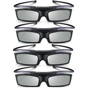 Culos 3d Ativo Ssg-5100gb Para Tv Samsung - Kit 4 Unidades - Óculos ... d71866913d
