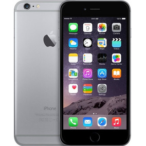 Iphone 6 16gb Space Grey Liberados Lte Original