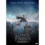 Game Of Thrones Temporada 7 Completa Formato Dvd