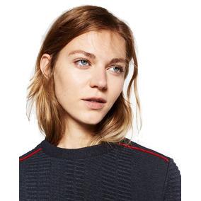 Sweater Zara Militar Original