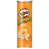 Papas Pringles Queso 124g X 14 U.