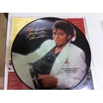 Lp Michael Jackson - Thriller - Picture Disc - Importado