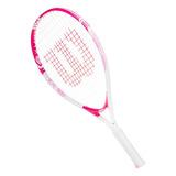 Raqueta Tenis Wilson 21 23 25 Junior Nena Hectortenis