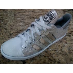 Zapatos Escarchados Deportivos adidas Oferta