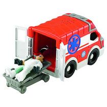 Fisher-price Rescue Heroes - Matt Médico Y Ambulancia