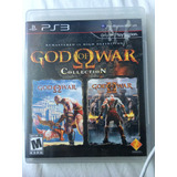 God Of War Collection 1&2 Ps3