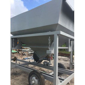 Planta De Concreto Mipsa 25/30 M3/hr Silo De 30 Ton