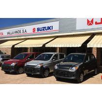 Suzuki Alto 800 Ga O. K. 2017 U$s 9.490 Entrega Inmediata