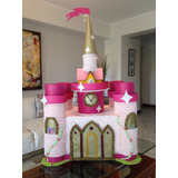 Piñata De Castillos De Princesas