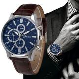Relógio Para Homens Com Charme, Elegante Bonito Envio Em 24h