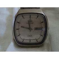 Reloj Orient Vintage Automático Crystal 70´s Colección
