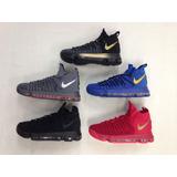 Zapatos Nike Kevin Durant 9 Modelo 2018 Originales Kd9