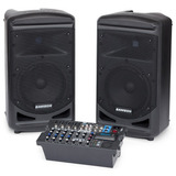 Set De Amplificación Portable Xp800, Con Bluetooth, Samson