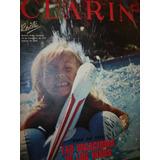 Revista Clarin 10/12/72 Gertrude Kupper Tragos Moda Cocina