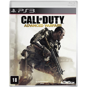 Call Of Duty Advanced Warfare Ps3 Mídia Física Lacrado Nfe