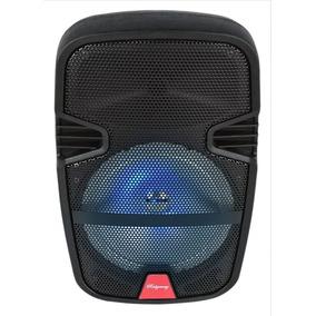Ridgeway Bafles Amplificados 8 Pulgadas Bluetooth Neg Qs-804