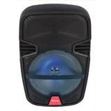 Velikka Bafles Amplificados 8 Pulgadas Bluetooth Vkk-1080