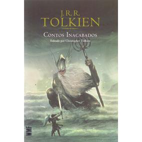 Livro Contos Inacabados - J. R. R. Tolkien
