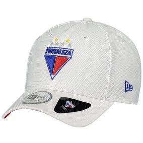 Bone Fortaleza New Era Aba Curva Snapback Branco Original940 03aac044225