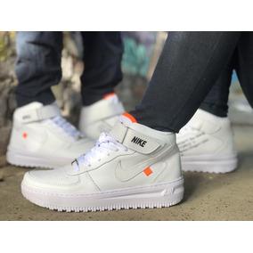 416dacbf79c21 Botas Pin Fashion - Tenis Nike para Mujer Blanco en Mercado Libre ...