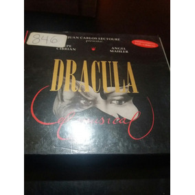 Dracula Edicion De Lujo Box Cd Doble Y Libreto Bilingüe