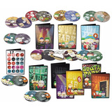Box South Park Completo Dvd 20 Temporadas Dublado + Filme
