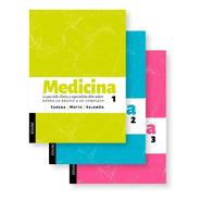 Medicina. 3 Tomos