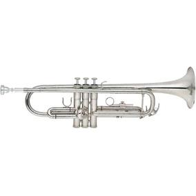 Trompeta Blessing Sib Niquelado Con Estuche 6418n