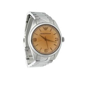 Reloj Emporio Armani Para Caballero Acero Inoxidable-9403595