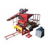 Máquina De Blocos Hidraulica Automática Sw2021