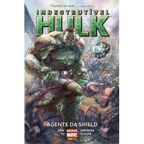 Encadernado - Indestrutível Hulk - Capa Dura Leia O Anúncio