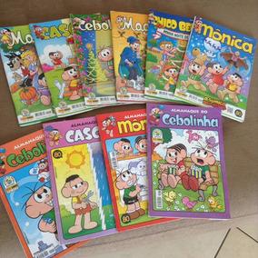 Lote De Revista Da Turma Da Mônica