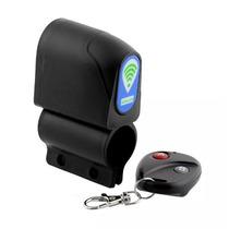 Alarma Para Bicicleta Con Control Remoto Inalámbrica - Te308