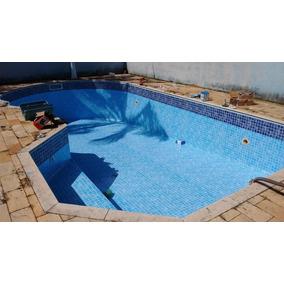 Vinil para piscina novas estampas 0 8mm piscinas no for Piscina fum d estampa